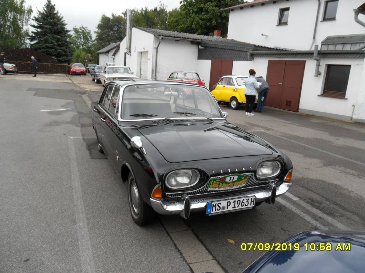 11 - Ford Taunus P3 1963 Front